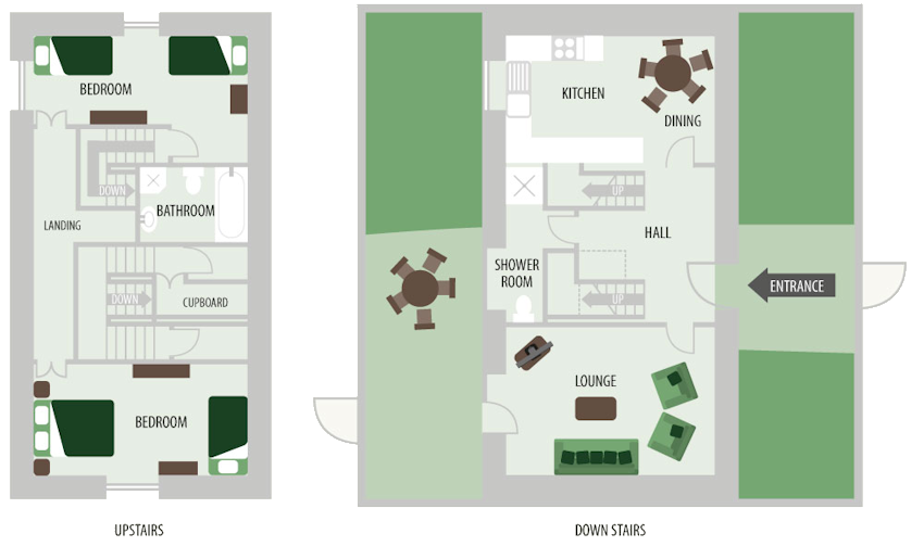 Floorplan for Robin
