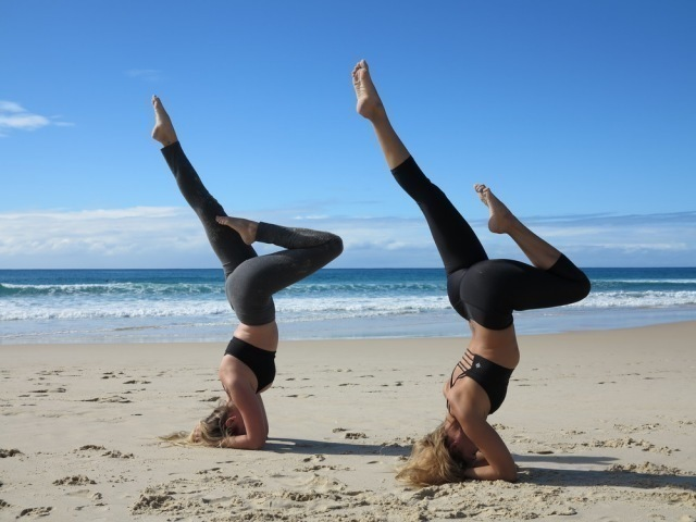 Yoga On The Isle Of Wight